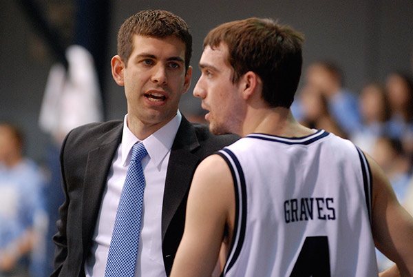 PT coach Brad Stevens. How to Become A Physical Therapist For Professional Athletes