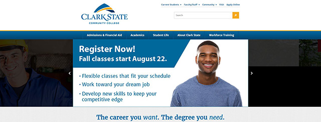 Clark State is one of the top online physical therapy classes in the USA