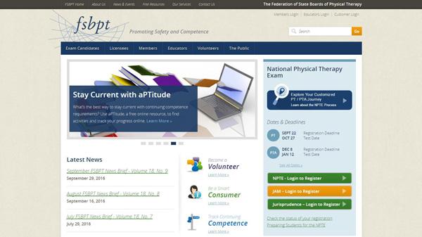 fsbpt PT student blog